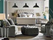 The Boho Chic Queen Bed - Bohemian Oak Product Image