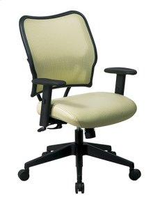 Deluxe Chair With Kiwi Veraflex Back and Veraflex Fabric Seat