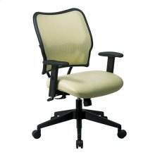 Deluxe Chair With Kiwi Veraflex Back and Veraflex Fabric Seat
