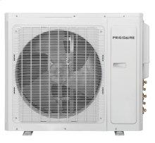 Frigidaire Ductless Split Air Conditioner with Heat Pump, 26,000btu 208/230volt