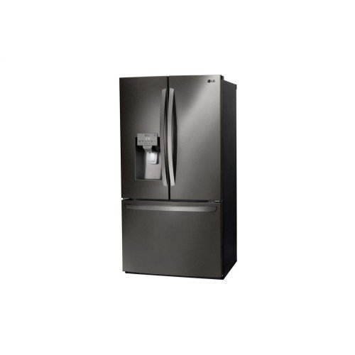22 cu  ft  Smart wi-fi Enabled French Door Counter-Depth Refrigerator