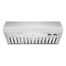 """Pro-Style® 30"""" Professional Low Profile Under Cabinet Hood"""