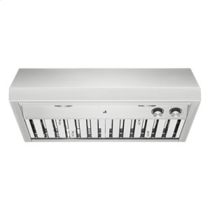 "Jenn-AirPro-Style(R) 30"" Professional Low Profile Under Cabinet Hood"