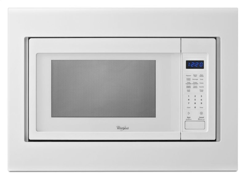 Countertop Microwave With Vent : Additional 1.6 cu. ft. Countertop Microwave with 1,200 Watts Cooking ...