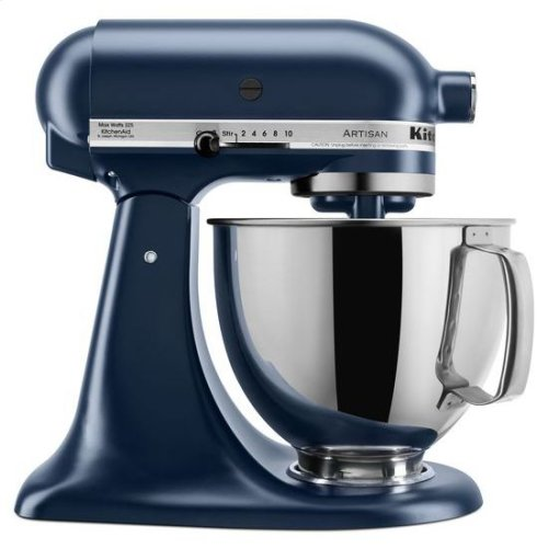 KitchenAid® Artisan® Series 5 Quart Tilt-Head Stand Mixer - Ink Blue