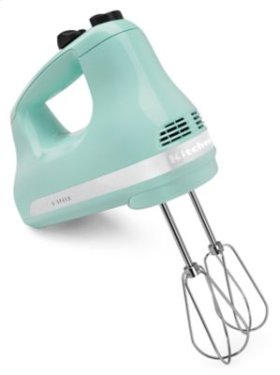 5-Speed Ultra Power™ Hand Mixer - Ice