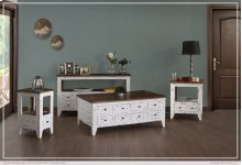 Antique White Multi Drawer Collection