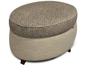 Olivia Storage Ottoman 8640-81