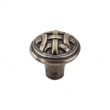 Celtic Small Knob 1 Inch - German Bronze
