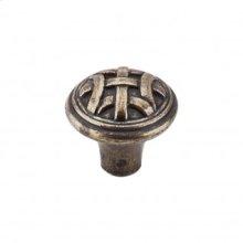 Celtic Small Knob 1 Inch - German Bronze