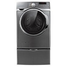 3.9 cu. ft. Large Capacity Front-Load Washer (Sold only as a set matching Dryer, 6 month warranty, Manufacturer Warranty no longer valid)