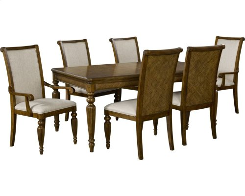 Amalie Bay Leg Dining Table