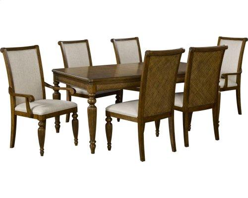 Amalie Bay Leg Dining Table