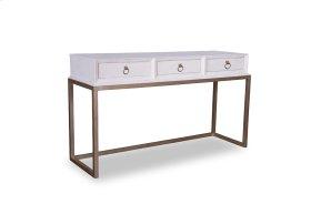 Cosmopolitan Console Table Parchment