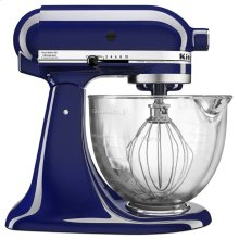 5-Quart Tilt-Head Stand Mixer - Cobalt Blue