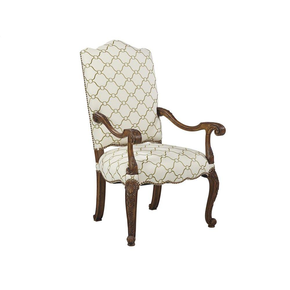 Caravan Upholstered Arm Chair