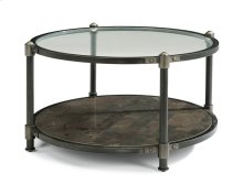 Vapor Round Coffee Table