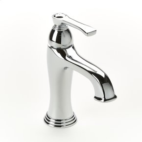 Single-lever Lavatory Faucet Summit (series 11) Polished Chrome