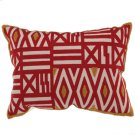 Embroidered Pillow,Feather Fill Product Image