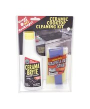Ceramic Cooktop Cleaner Kit Product Image