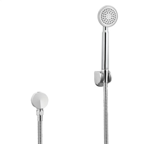 Transitional Collection Series B Single-Spray Handshower 3-1/2 - Polished Nickel