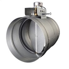 "8"" Automatic Make-Up Air Damper"