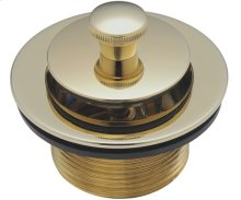 Lift & Turn Tub Drain - English Brass