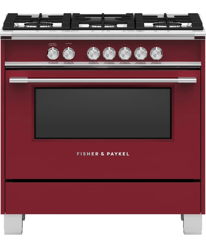 Gas Range, 36"