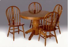 """Keyhole Windsor Chair - Seat Height 18"""""""