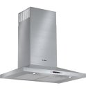 30' Pyramid Canopy Chimney Hood 300 Series - Stainless Steel