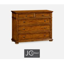 Large Chest of Drawers in Country Walnut
