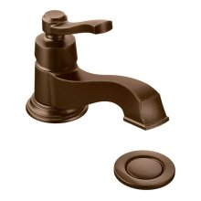 Rothbury oil rubbed bronze one-handle bathroom faucet