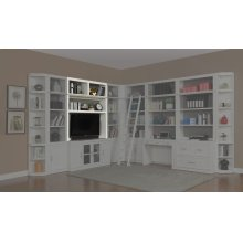 Catalina 56 in. Bookcase TV Hutch