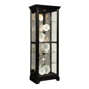 Brookview Mirrored Back Curio Product Image