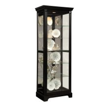 Brookview Mirrored Back Curio