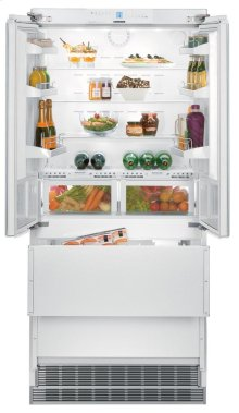 """36"""" Combined refrigerator-freezer with BioFresh and NoFrost for integrated use***FLOOR MODEL CLOSEOUT PRICING***"""