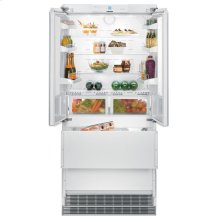 """36"""" Combined refrigerator-freezer with BioFresh and NoFrost for integrated use **** Floor Model Closeout Price ****"""
