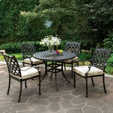 Chiara Ii Round Patio Dining Table