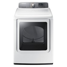 DV7200 7.4 cu. ft. Electric Dryer (White)