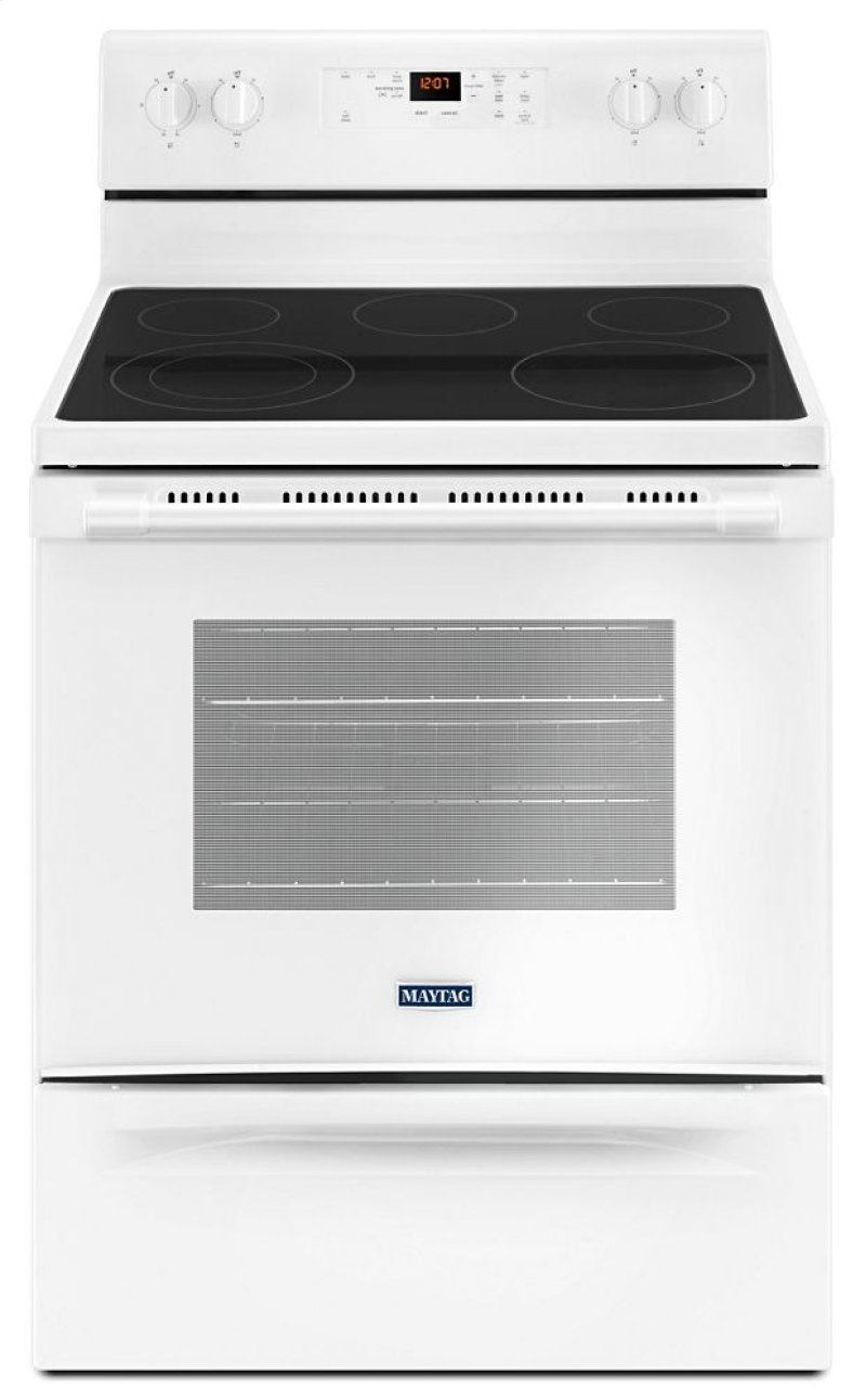 MER6600FW in White by Maytag in Sturgeon Bay, WI - 30-Inch Wide ...