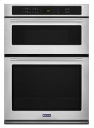 30-INCH WIDE COMBINATION WALL OVEN WITH TRUE CONVECTION - 6.4 CU. FT. Product Image