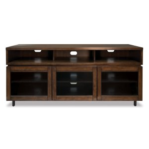 Bell'oCocoa Finish Wood Home Entertainment Cabinet