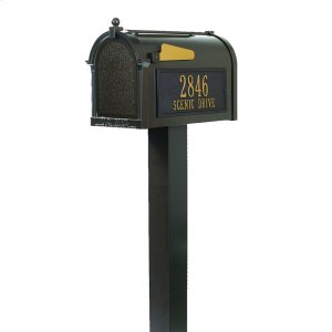 Premium Mailbox Package - Bronze Product Image