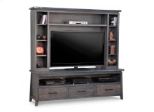 Pemberton HDTV Cabinet with Hutch with 54'' TV Opening