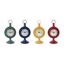 Wendi Table Clocks - Ast 4