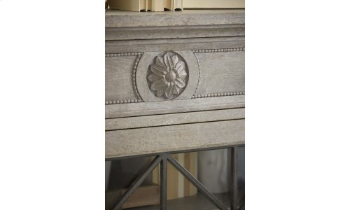 Arch Salvage Townley Entertainment Console