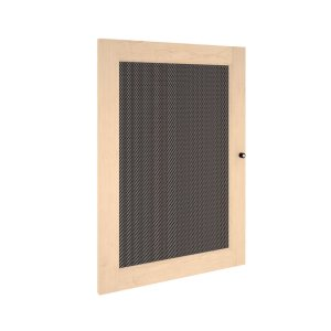 Salamander DesignsSynergy S30 Door, Maple with Perforated Steel Insert