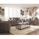Salizar Transitional Light Grey Chair Product Image