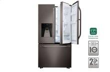 LG STUDIO - 24 cu. ft. Counter-Depth French Door Refrigerator with Door-in-Door®