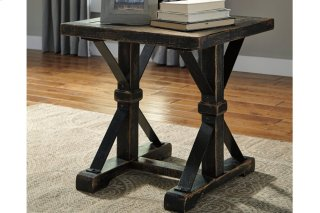 Beckendorf End Table